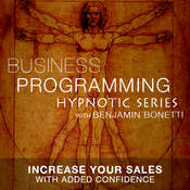 Increase Your Sales with Added Confidence Audiobook, by Benjamin  Bonetti