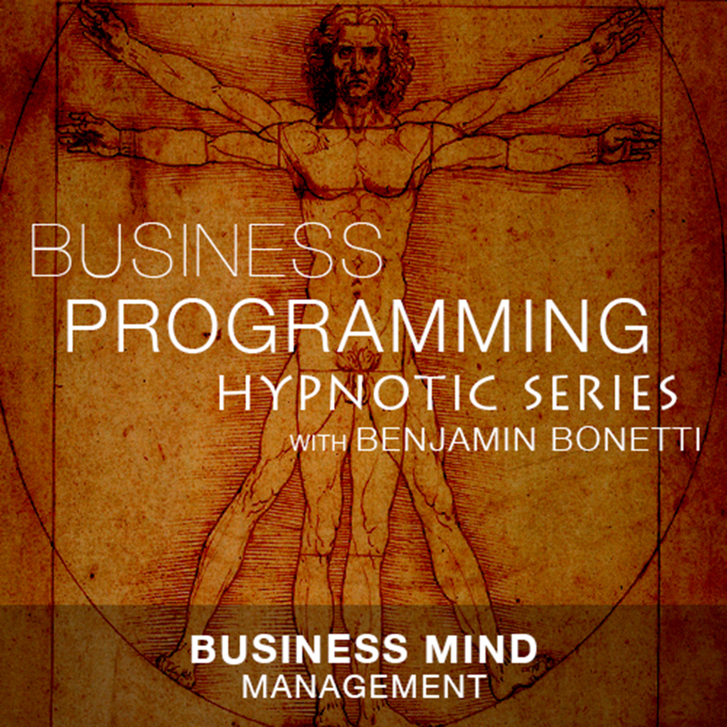 Printable Business Mind Management Audiobook Cover Art