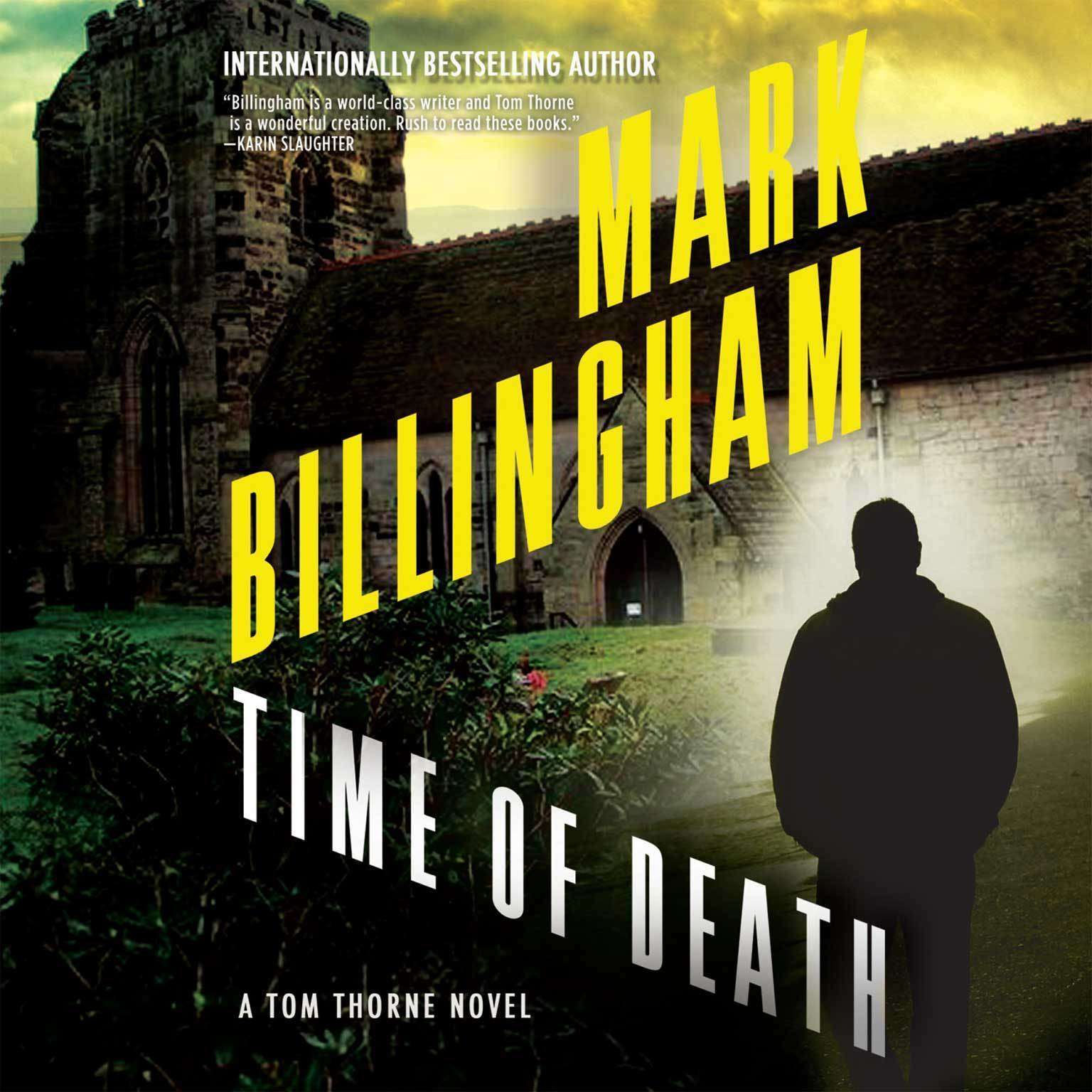 Time of Death Audiobook, by Mark Billingham