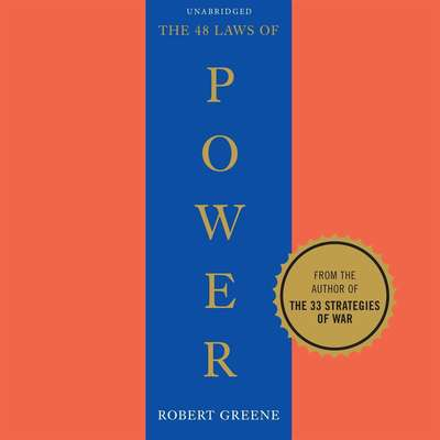 The 48 Laws of Power Audiobook, by