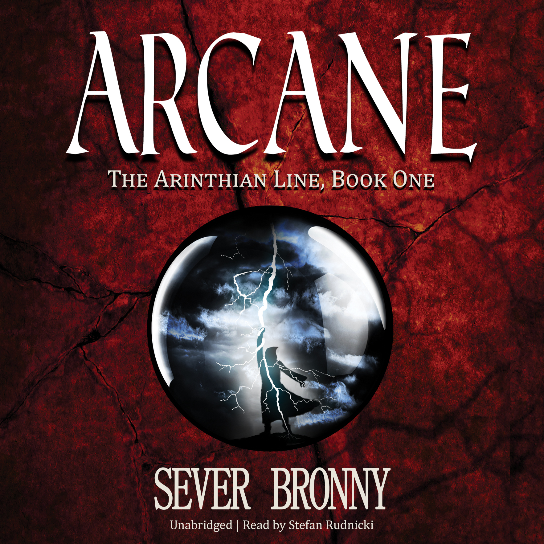 Printable Arcane: The Arinthian Line, Book One Audiobook Cover Art