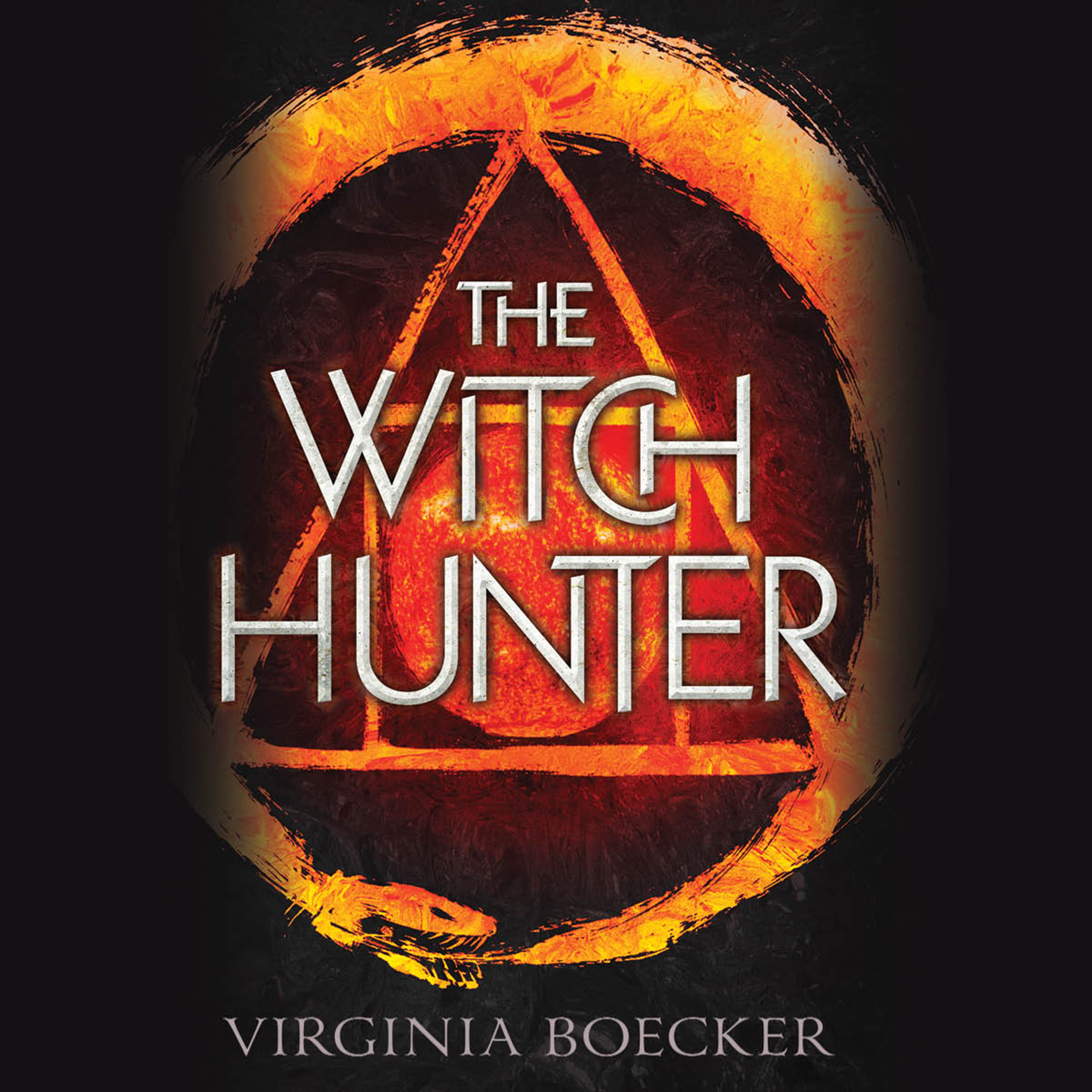Printable The Witch Hunter Audiobook Cover Art