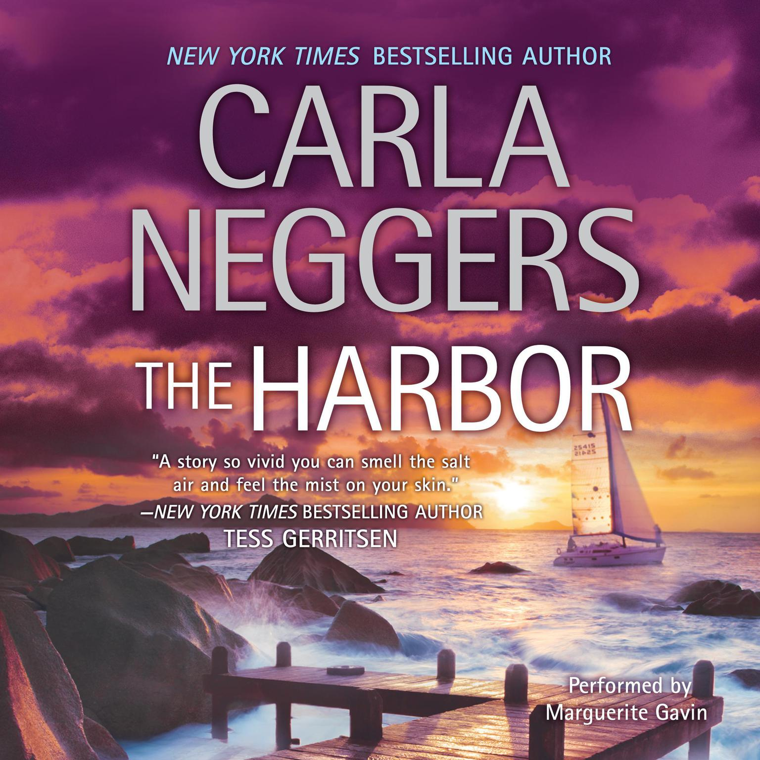 Printable The Harbor Audiobook Cover Art