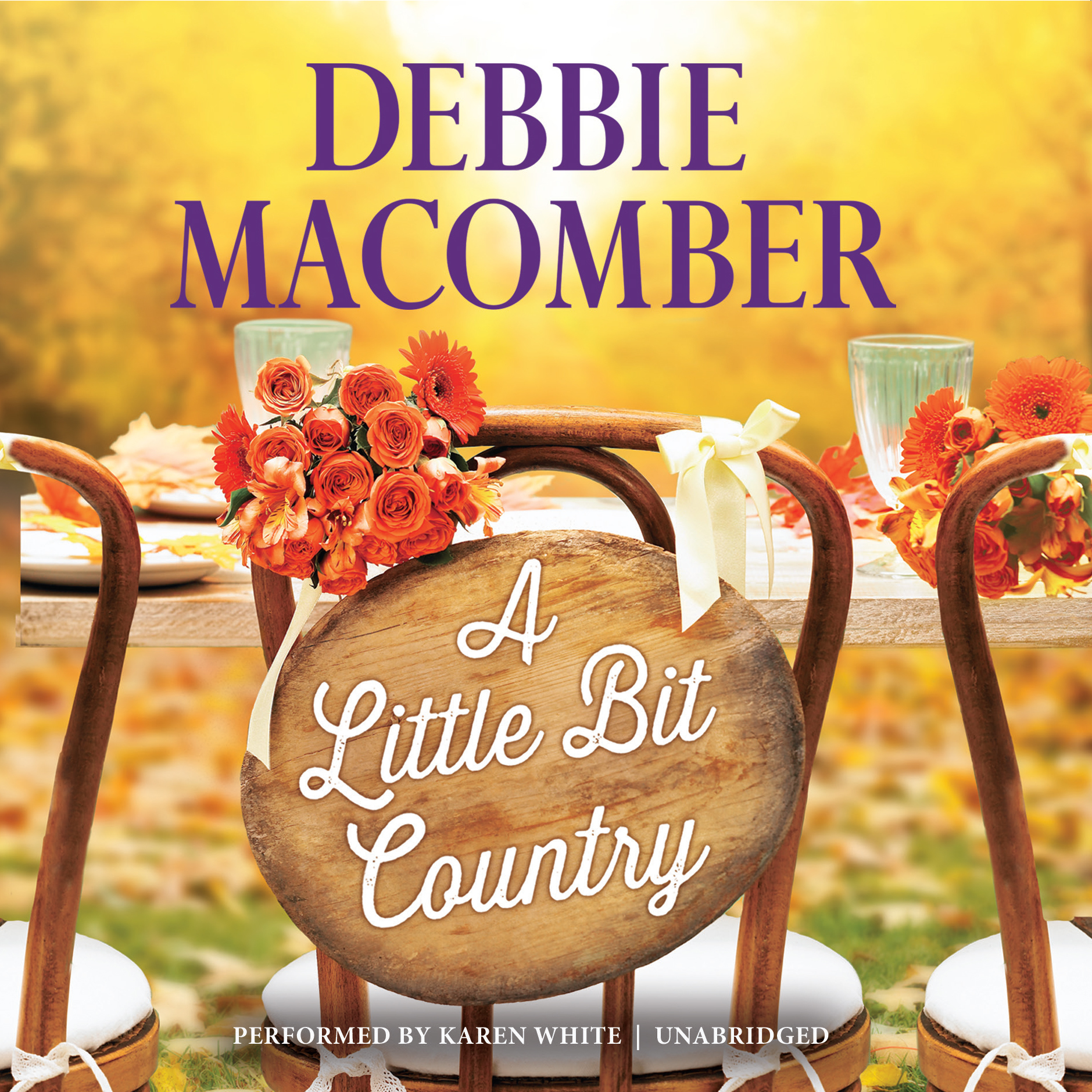 Printable A Little Bit Country Audiobook Cover Art