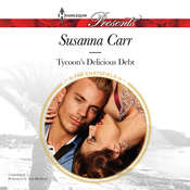 Tycoon's Delicious Debt, by Susanna Carr