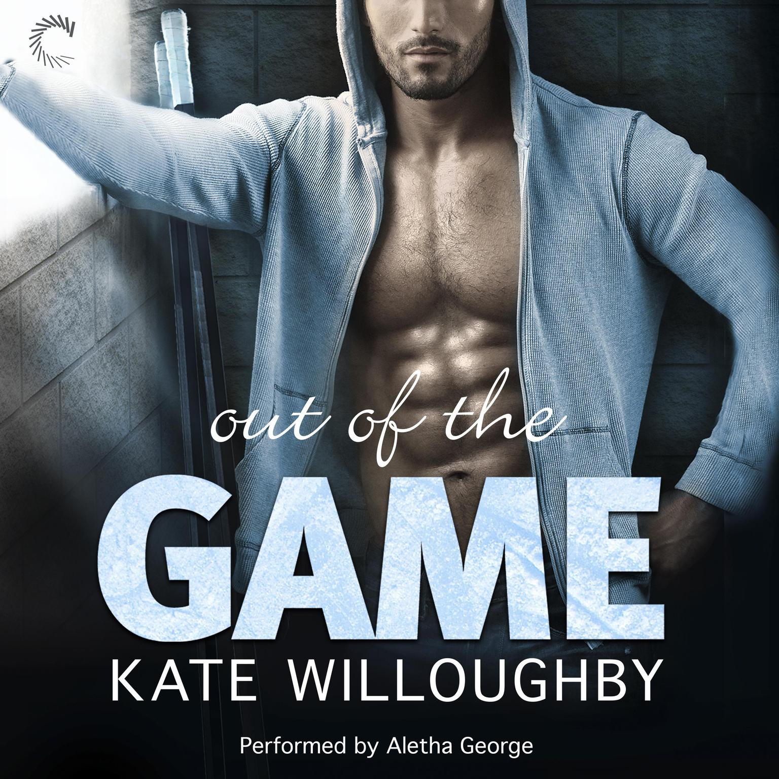 Printable Out of the Game Audiobook Cover Art