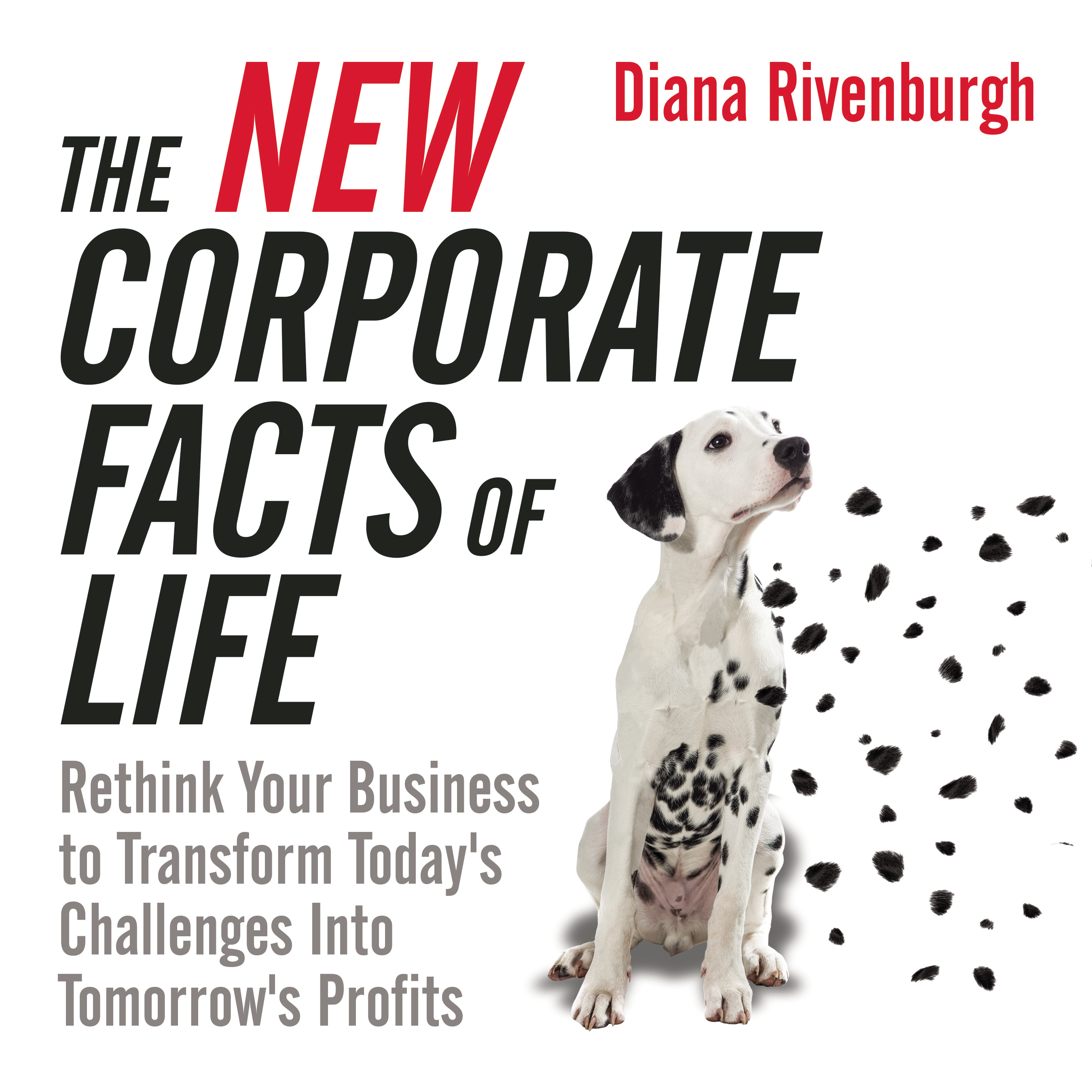 Printable The New Corporate Facts Life: Rethink Your Business to Transform Today's Challenges into Tomorrow's Profits Audiobook Cover Art