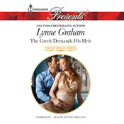 The Greek Demands His Heir Audiobook, by Lynne Graham