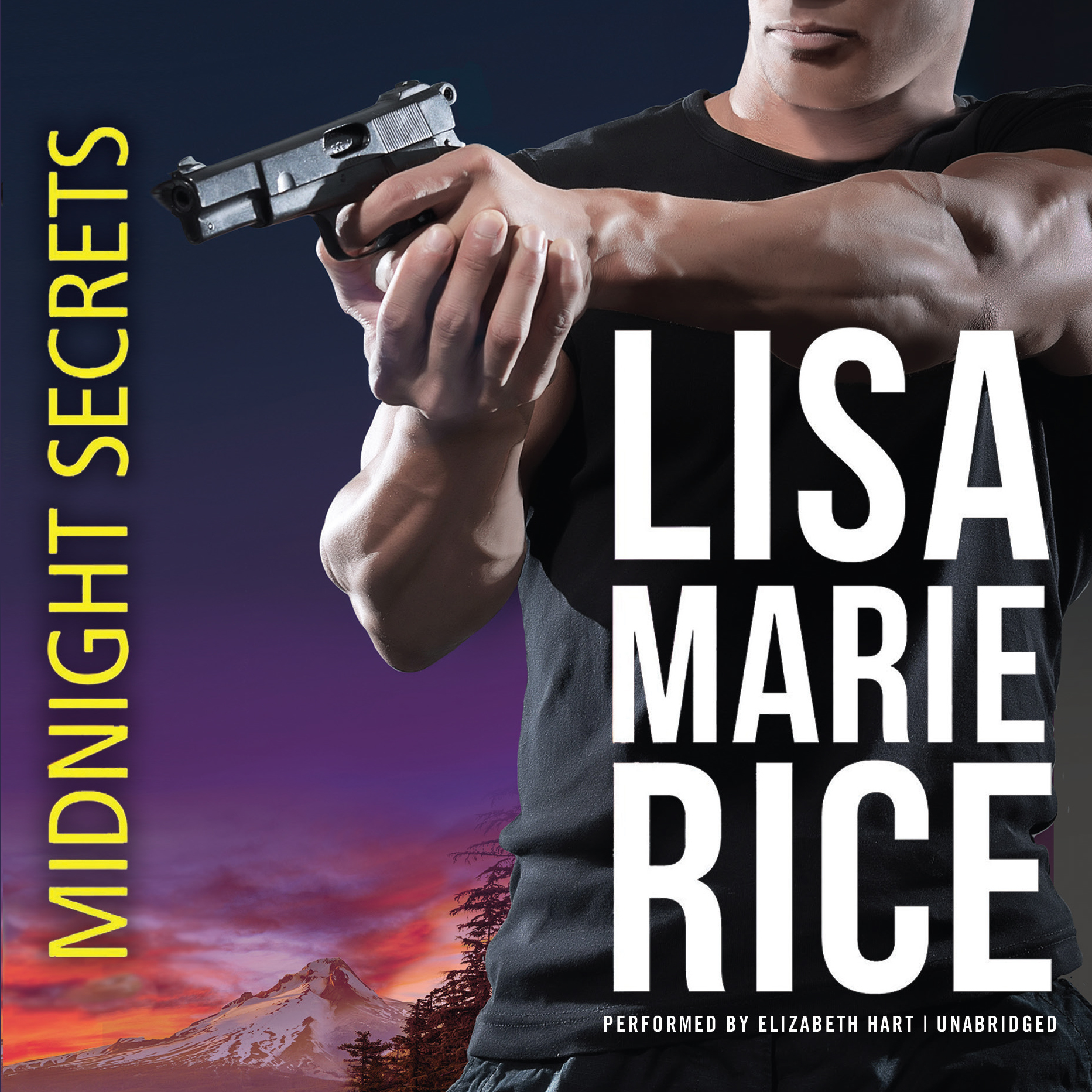Printable Midnight Secrets Audiobook Cover Art
