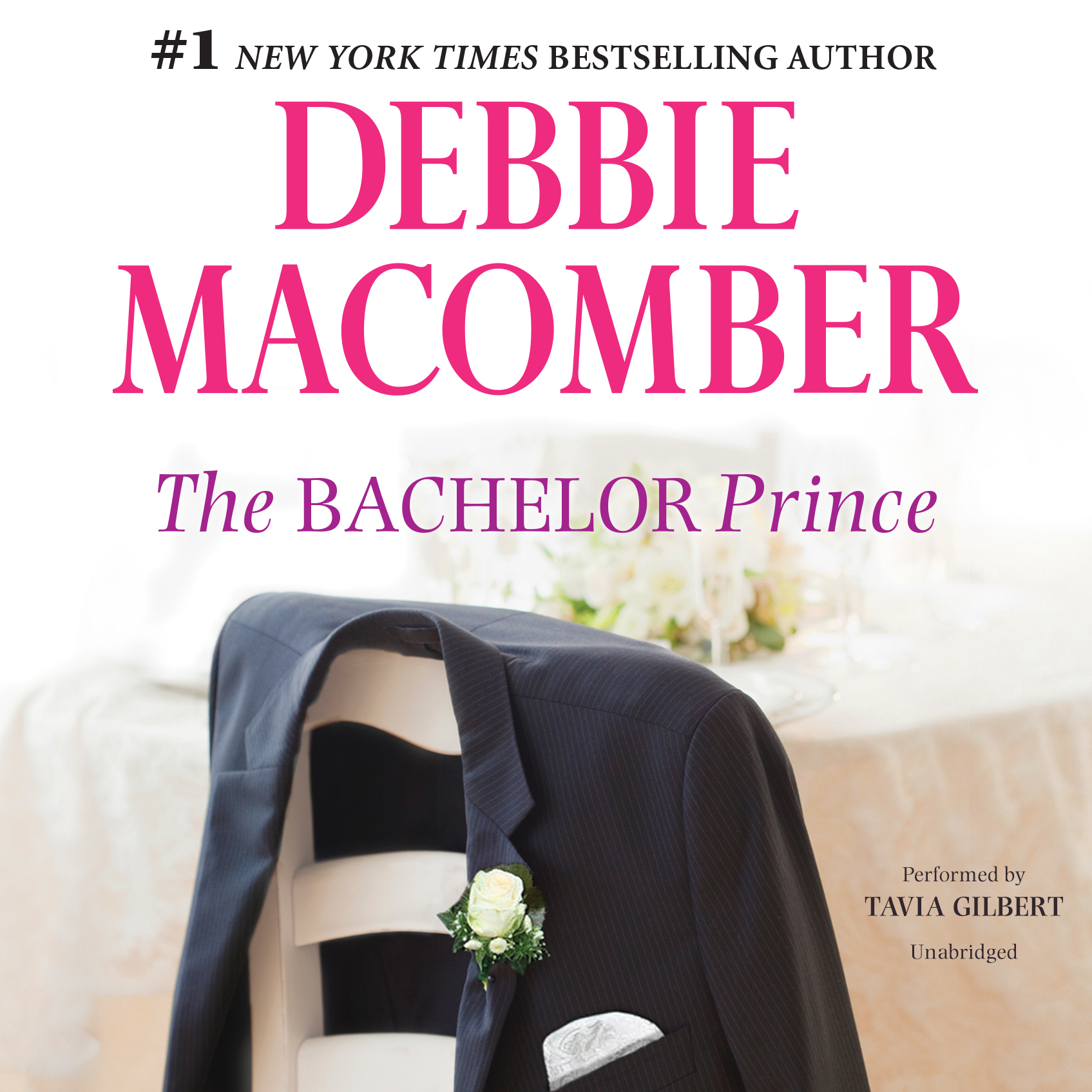 Printable The Bachelor Prince Audiobook Cover Art