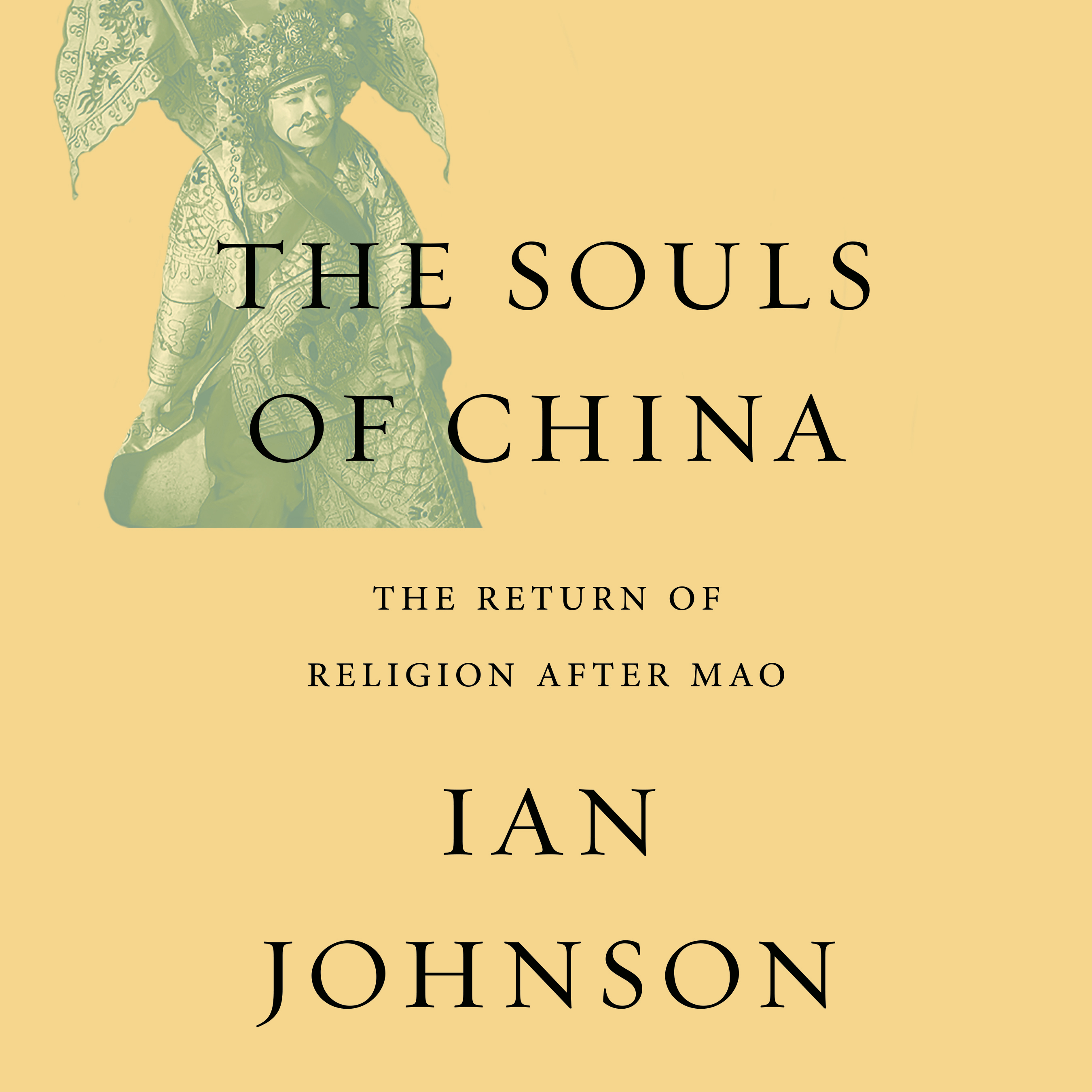 Printable The Souls China: The Return of Religion After Mao Audiobook Cover Art
