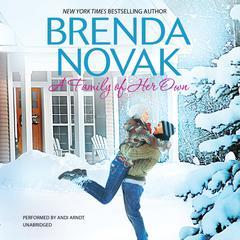 A Family of Her Own Audiobook, by Brenda Novak