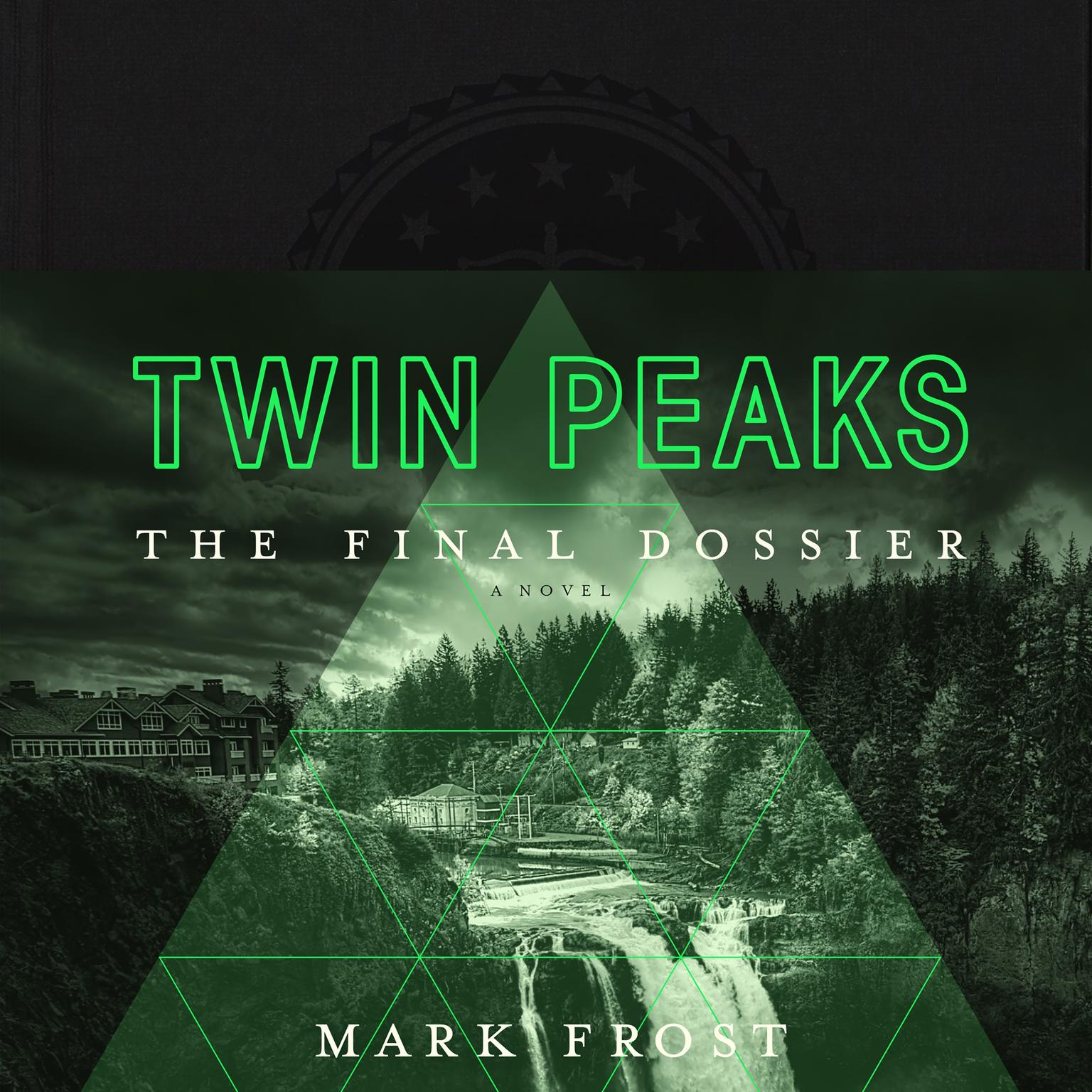 Printable Twin Peaks: The Final Dossier Audiobook Cover Art