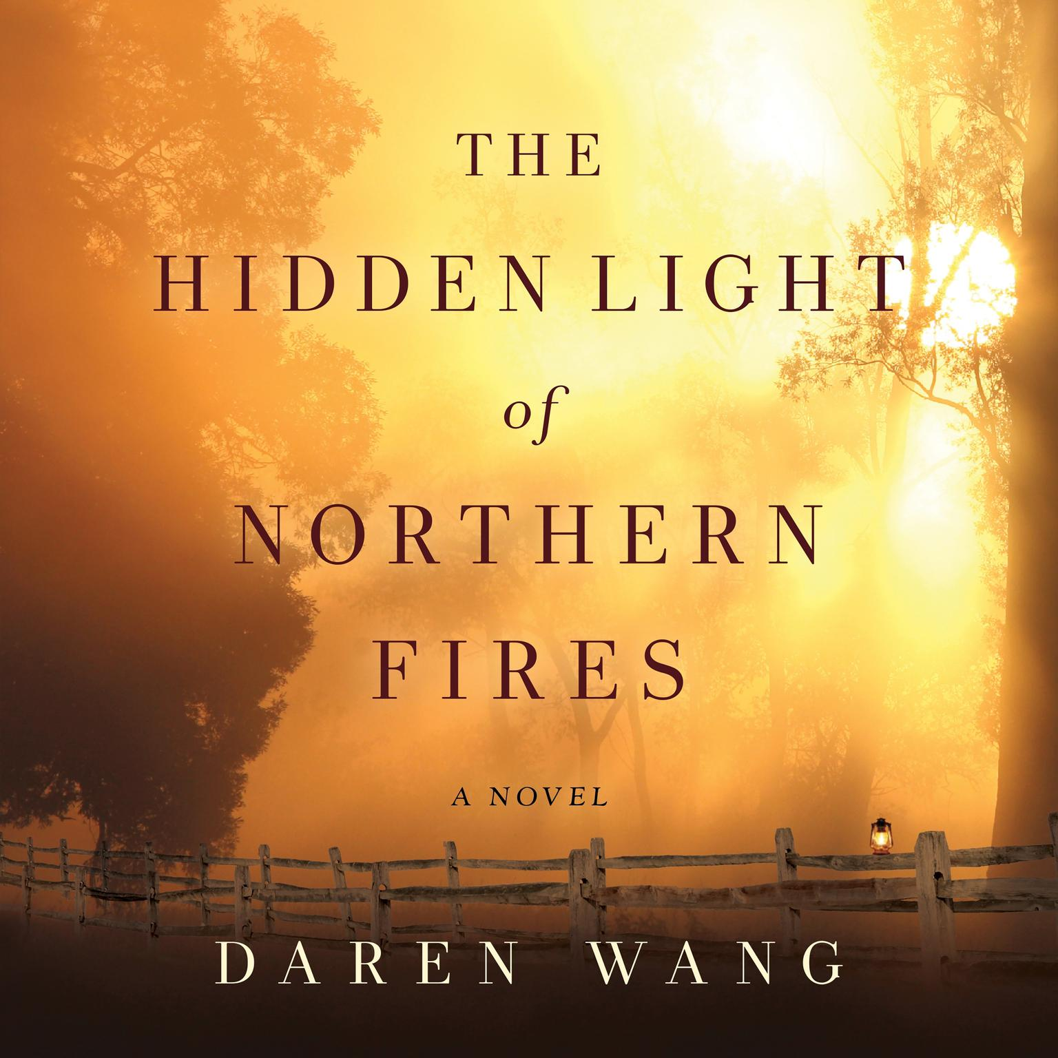 Printable The Hidden Light of Northern Fires: A Novel Audiobook Cover Art