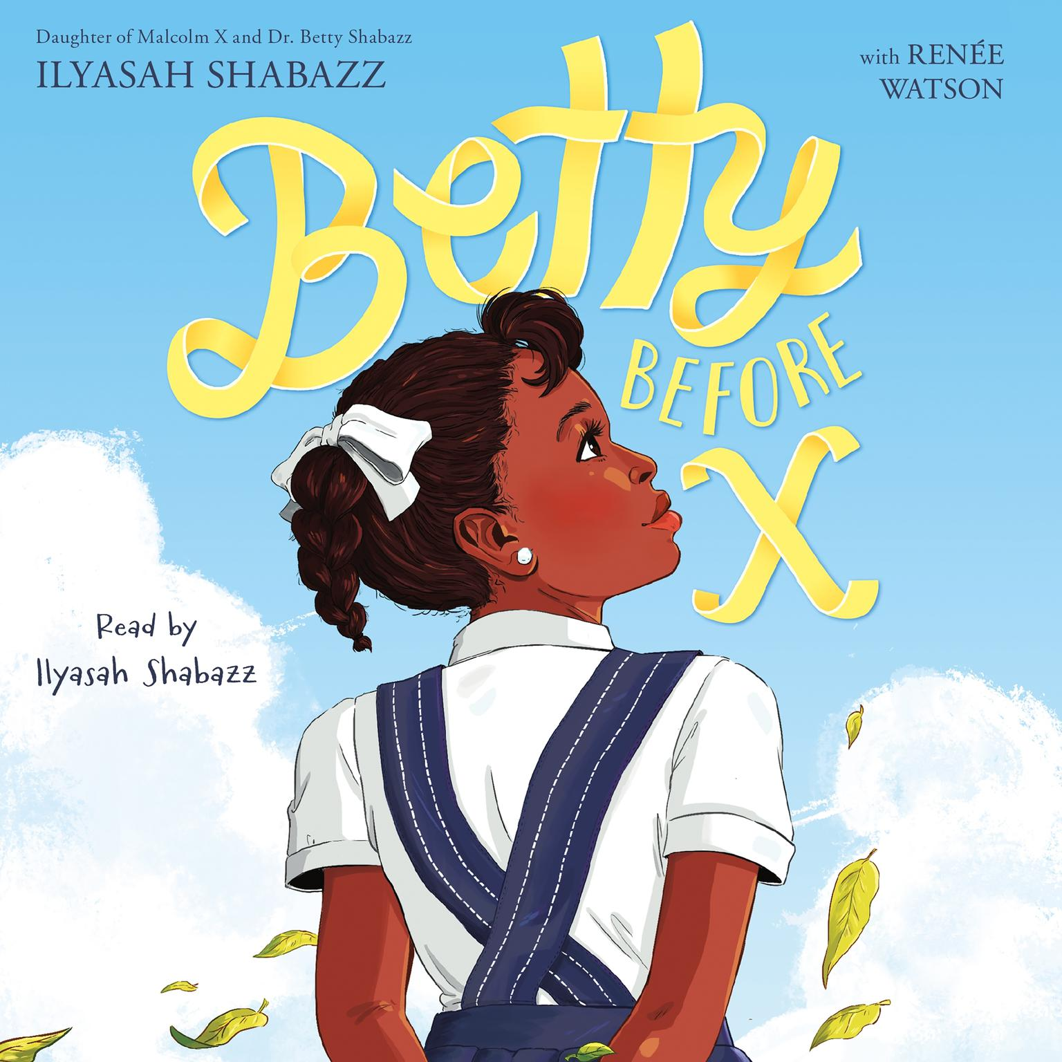 Printable Betty Before X Audiobook Cover Art
