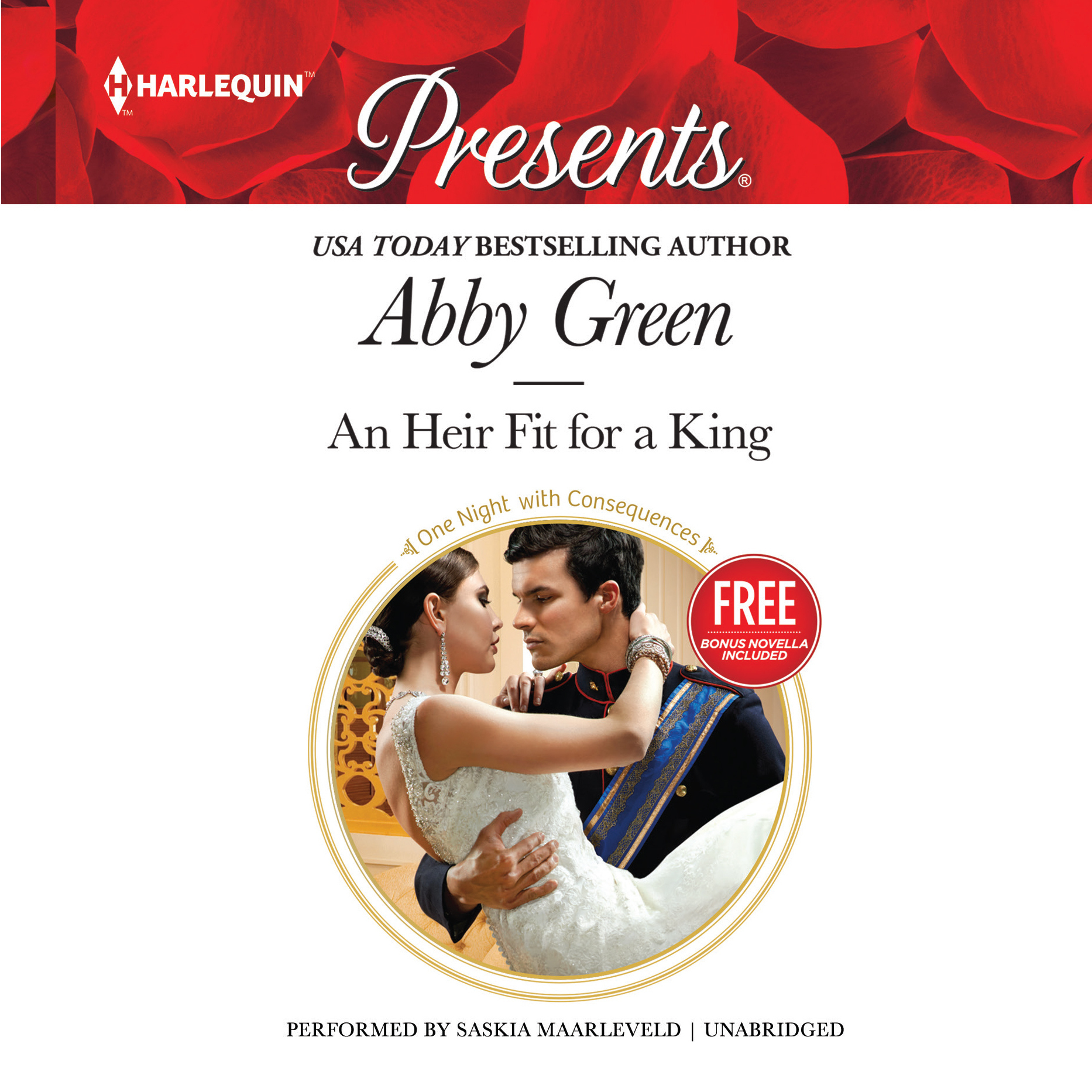 Printable An Heir Fit for a King Audiobook Cover Art