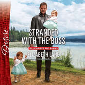 Stranded with the Boss Audiobook, by Elizabeth Lane