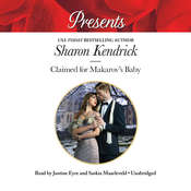 Claimed for Makarov's Baby Audiobook, by Sharon Kendrick