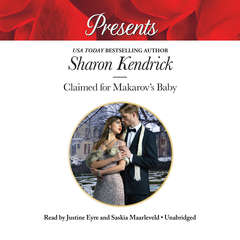 Claimed for Makarovs Baby Audiobook, by Amanda  Cinelli, Sharon Kendrick