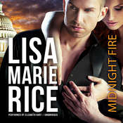 Midnight Fire Audiobook, by Lisa Marie Rice
