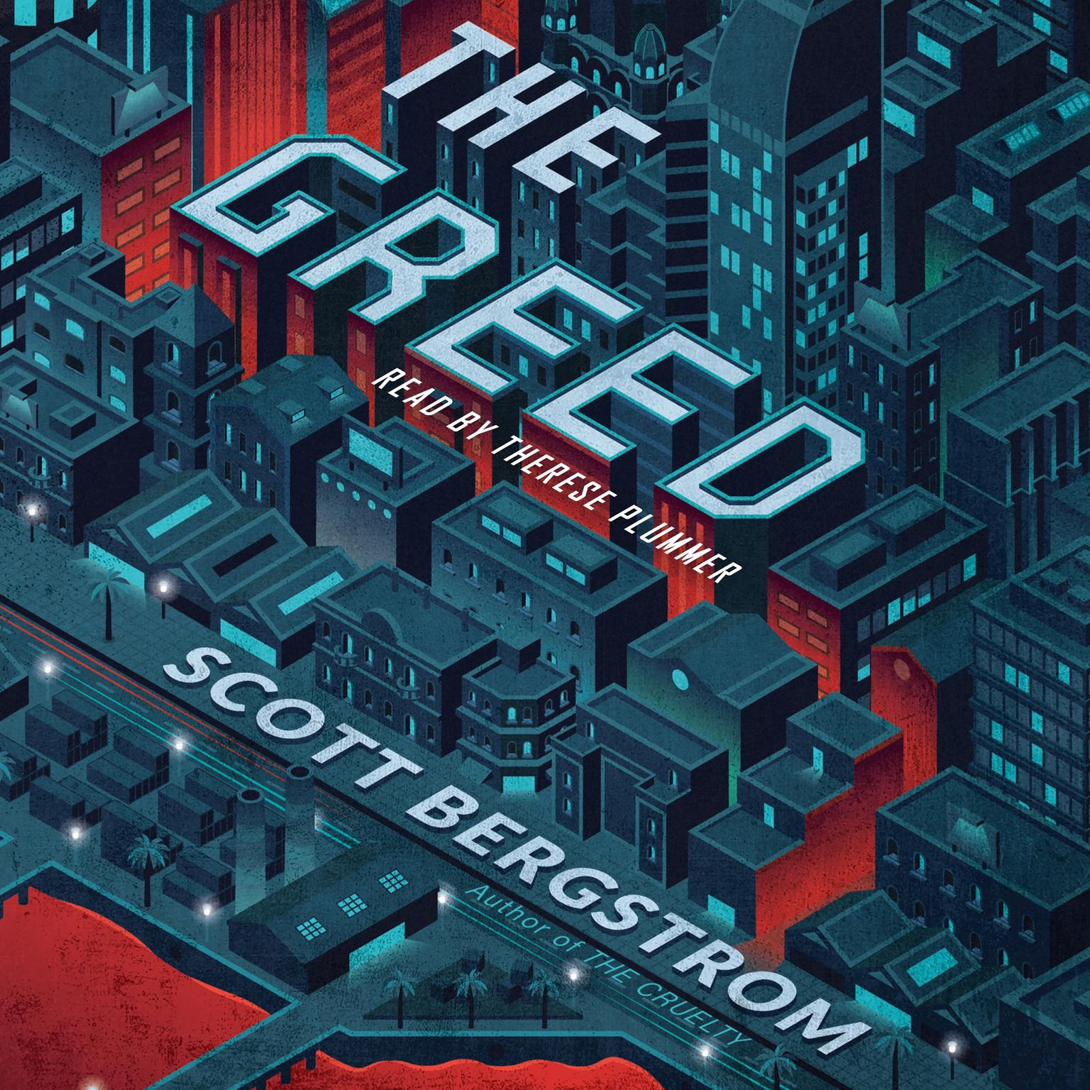 Printable The Greed Audiobook Cover Art