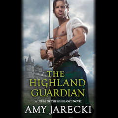 The Highland Guardian Audiobook, by Amy Jarecki