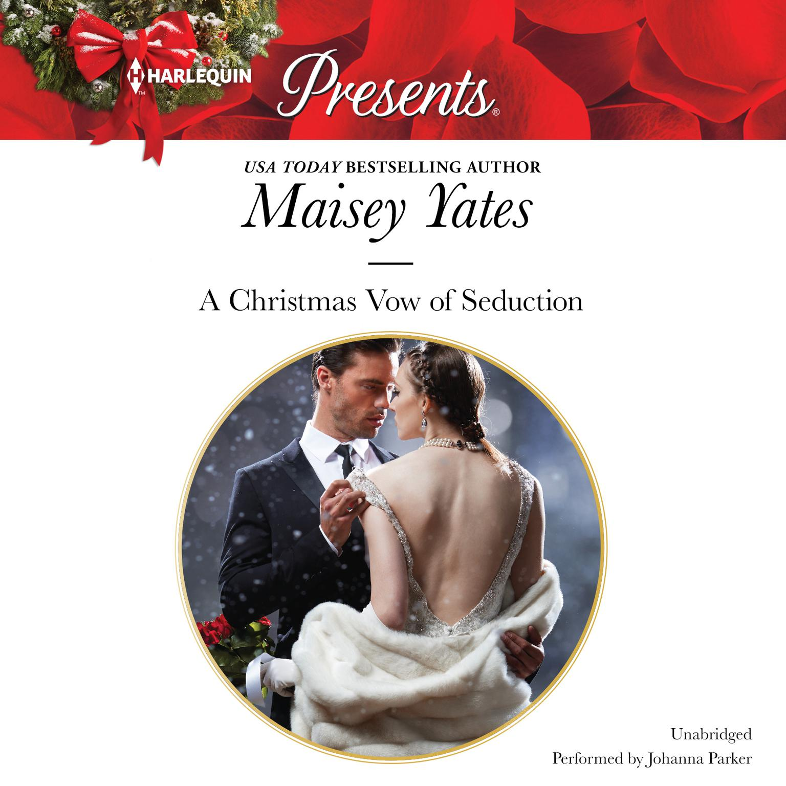 A Christmas Vow of Seduction Audiobook, by Maisey Yates