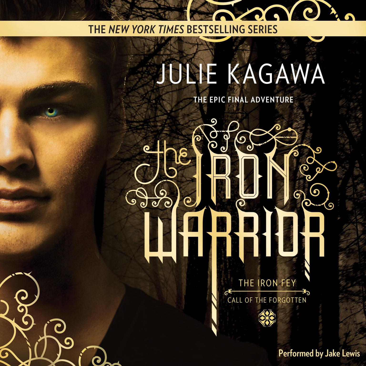 Printable The Iron Warrior Audiobook Cover Art