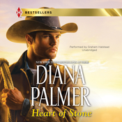 Heart of Stone Audiobook, by Diana Palmer