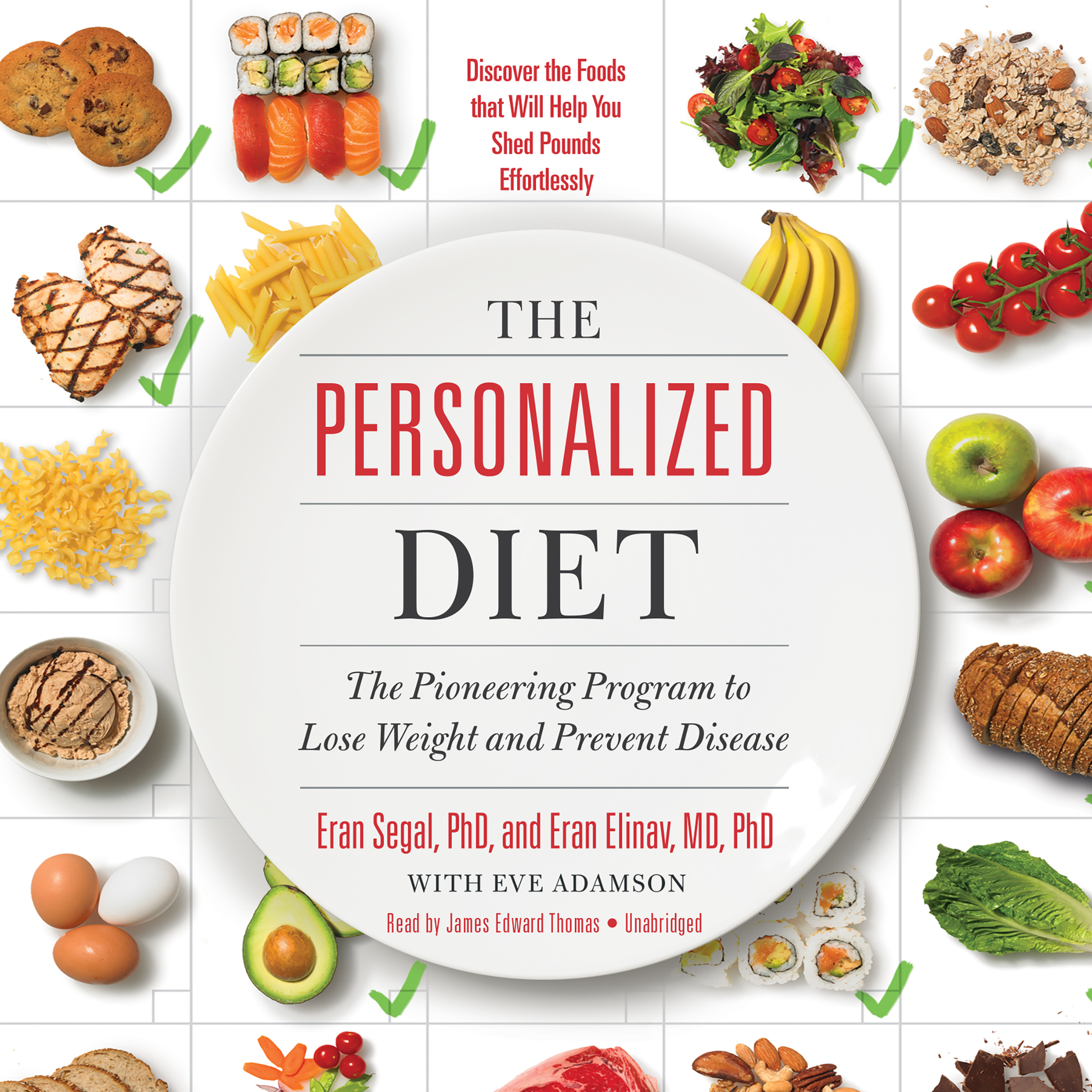 Printable The Personalized Diet: The Pioneering Program to Lose Weight and Prevent Disease Audiobook Cover Art