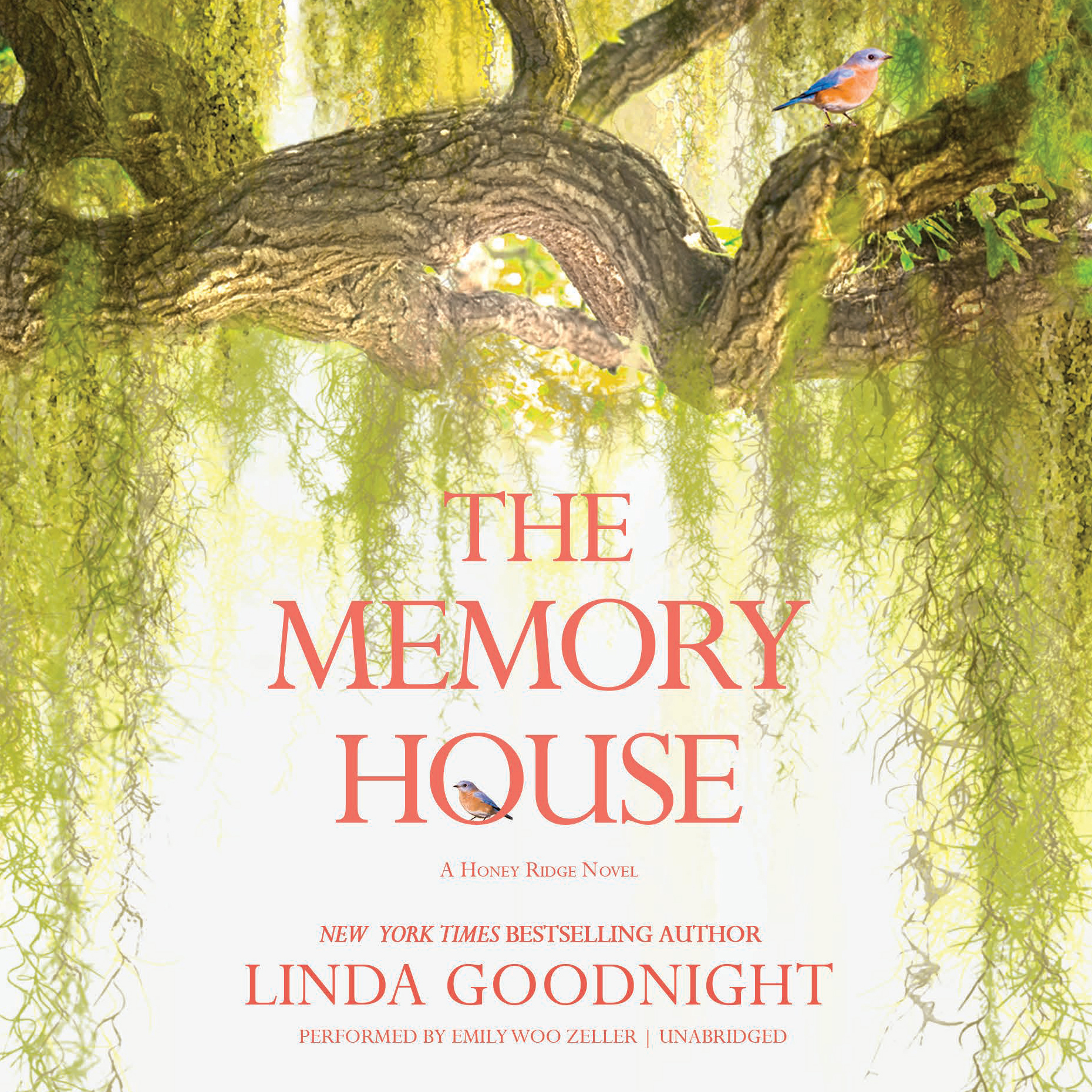 Printable The Memory House Audiobook Cover Art