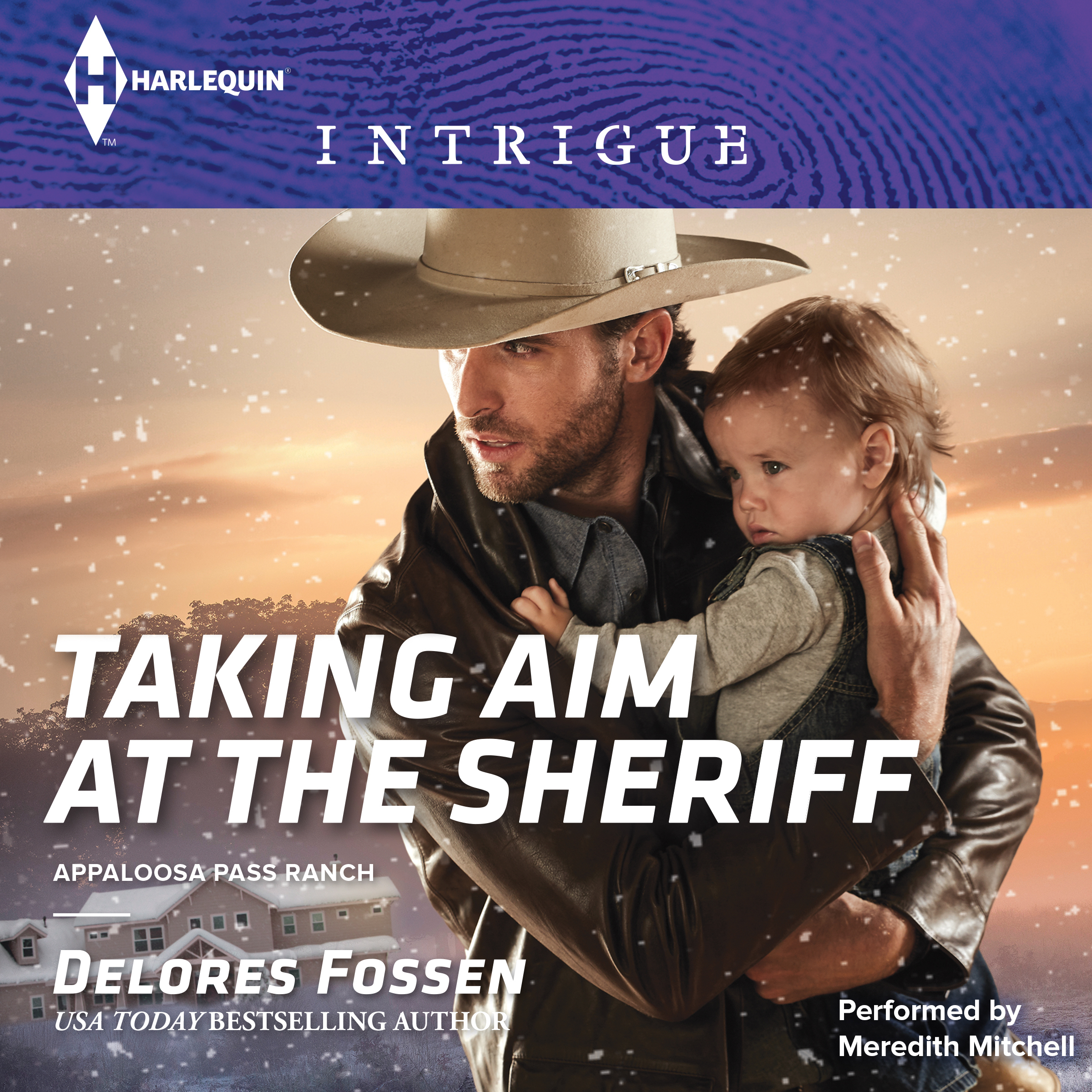 Printable Taking Aim at the Sheriff Audiobook Cover Art