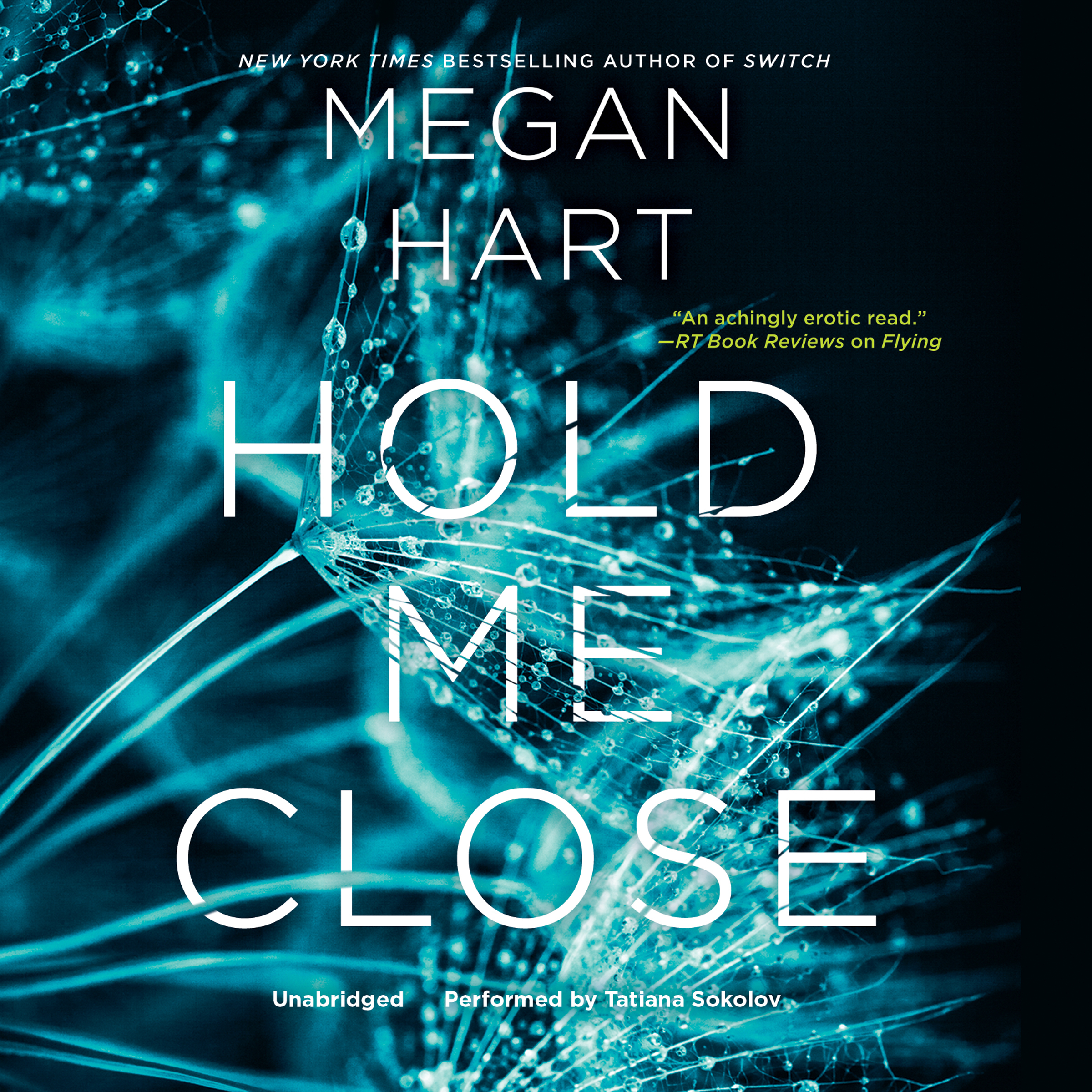 Printable Hold Me Close Audiobook Cover Art