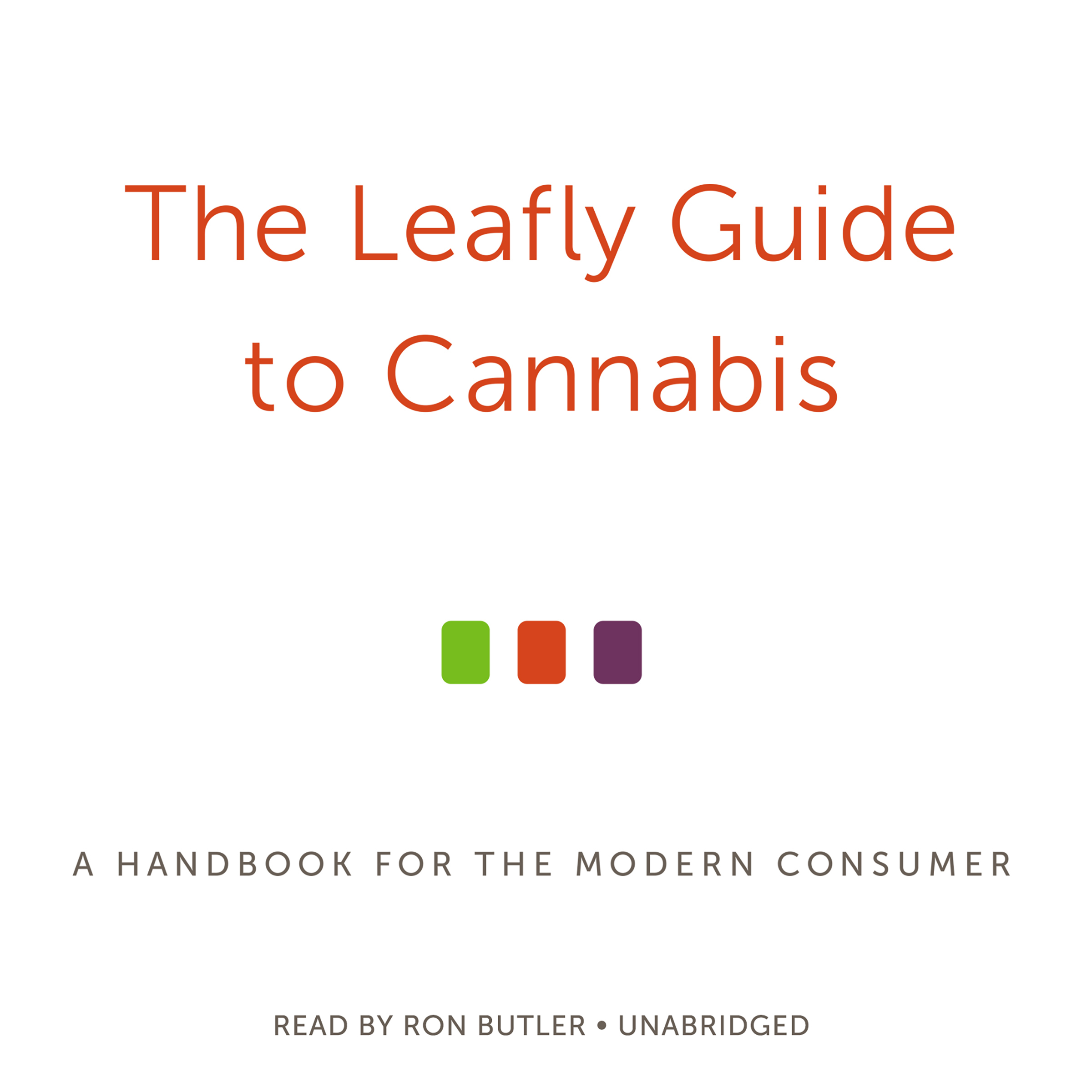 Printable The Leafly Guide to Cannabis: A Handbook for the Modern Consumer Audiobook Cover Art