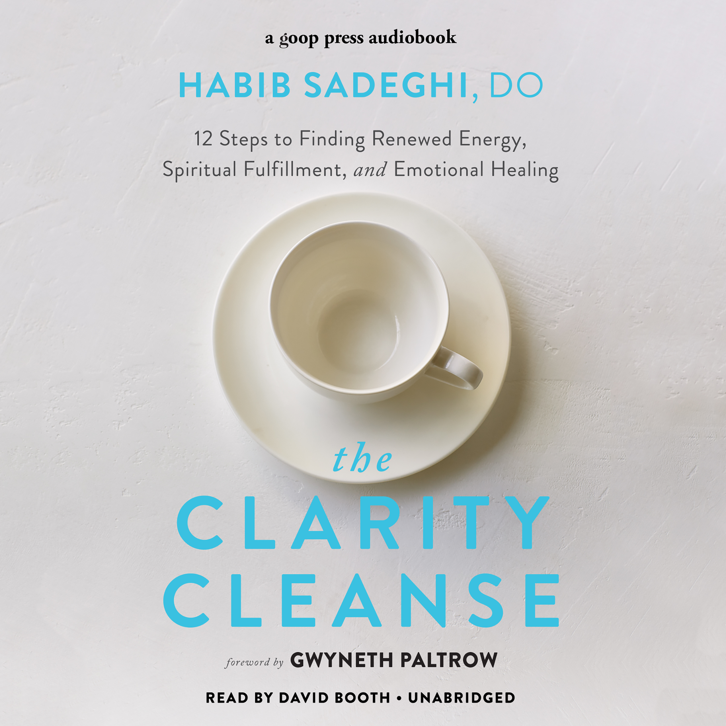 Printable The Clarity Cleanse: 12 Steps to Finding Renewed Energy, Spiritual Fulfillment, and Emotional Healing Audiobook Cover Art