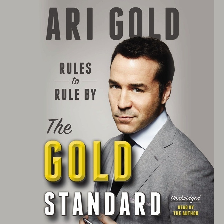 Printable The Gold Standard: Rules to Rule By Audiobook Cover Art