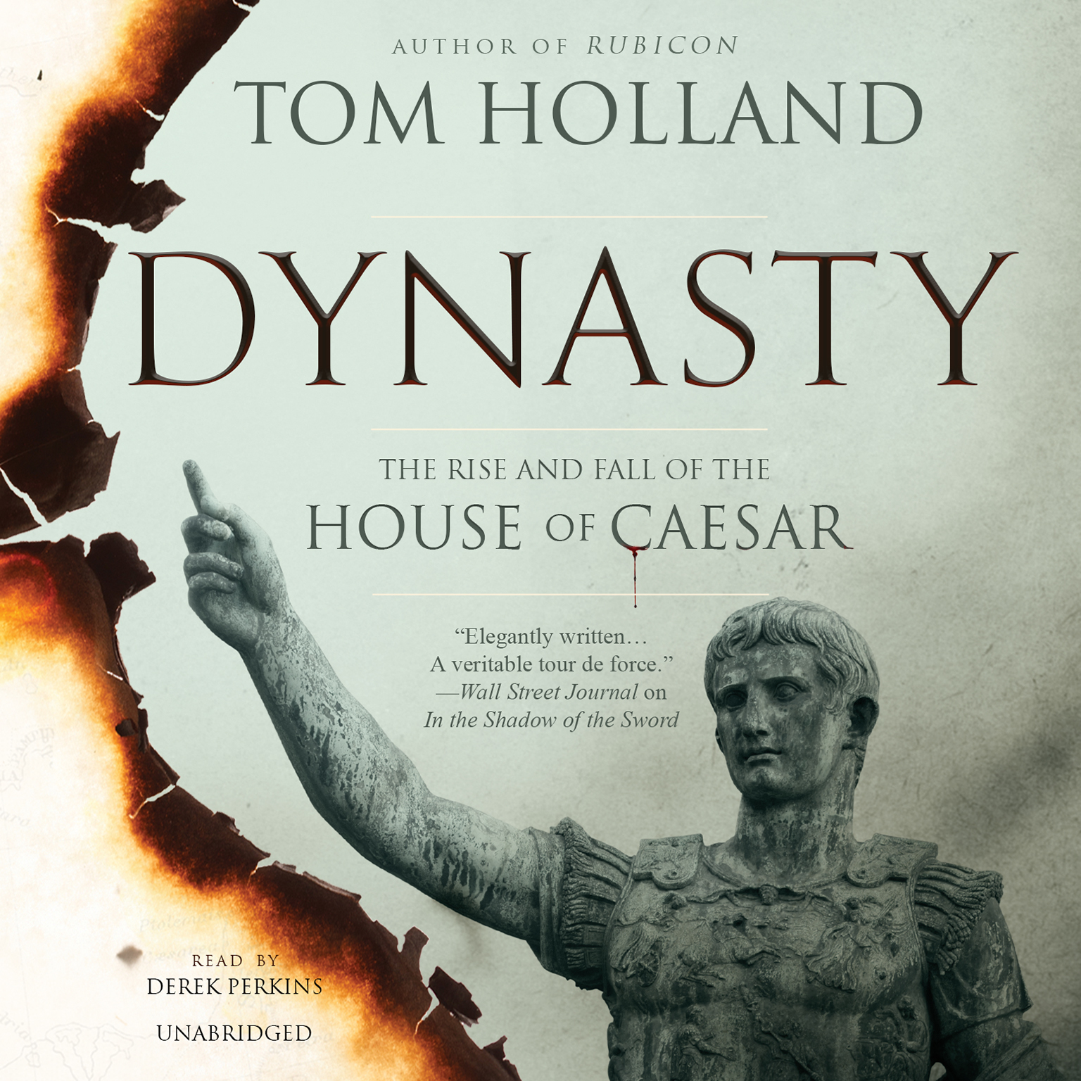 Printable Dynasty: The Rise and Fall of the House of Caesar Audiobook Cover Art