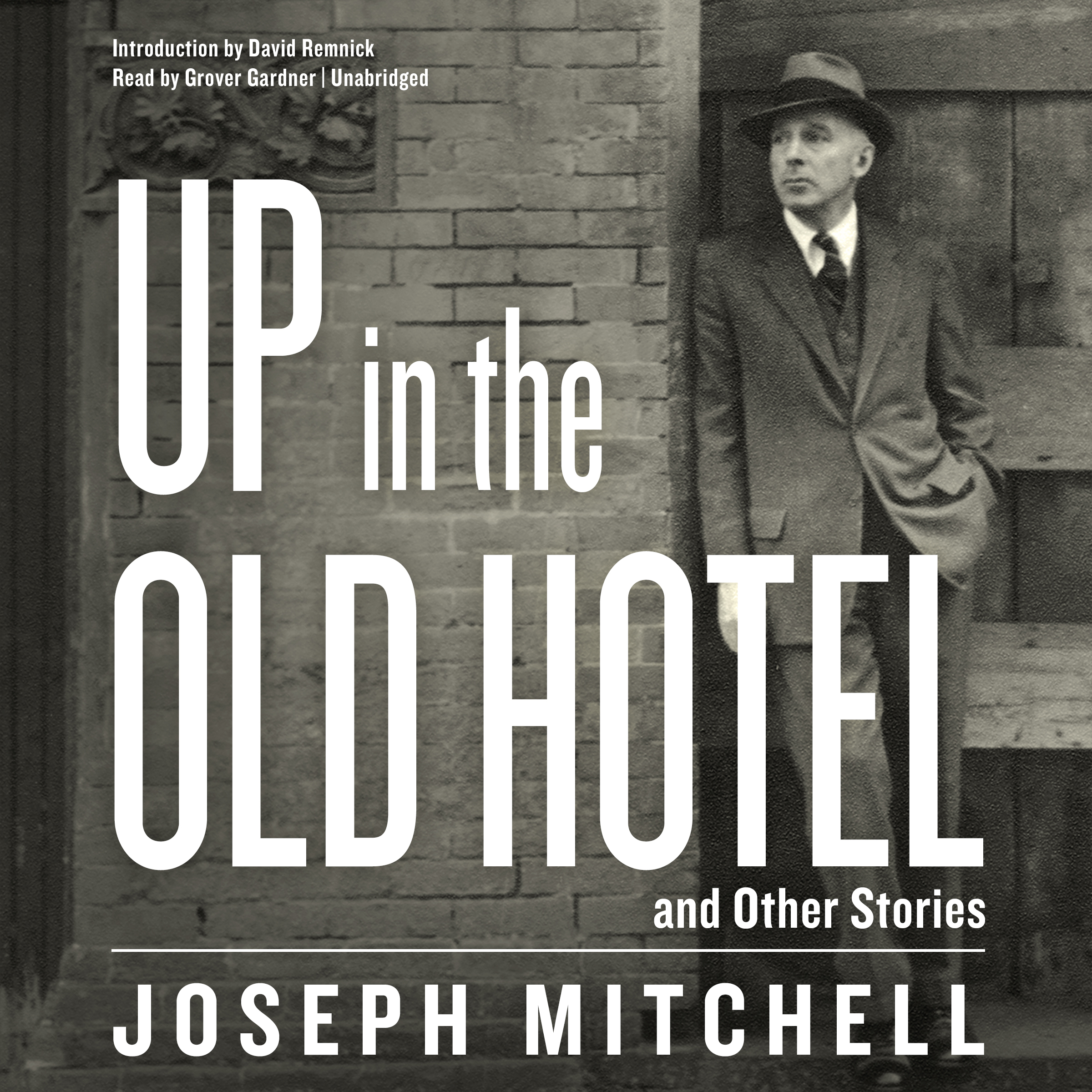 Printable Up in the Old Hotel, and Other Stories Audiobook Cover Art