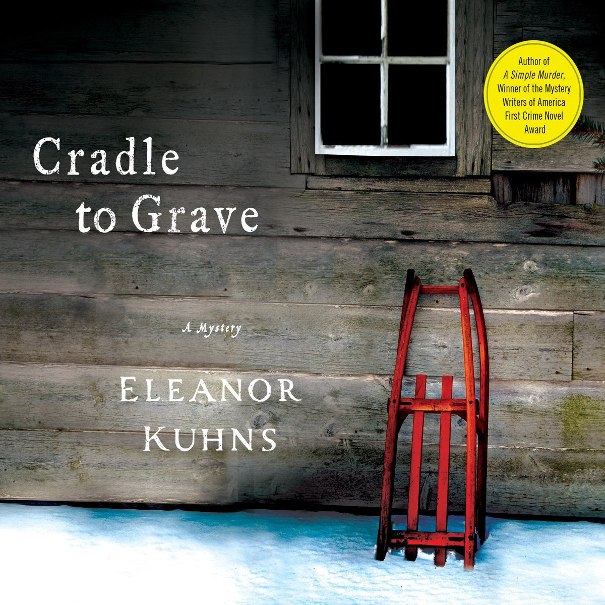Printable Cradle to Grave Audiobook Cover Art