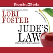 Jude's Law Audiobook, by Lori Foster