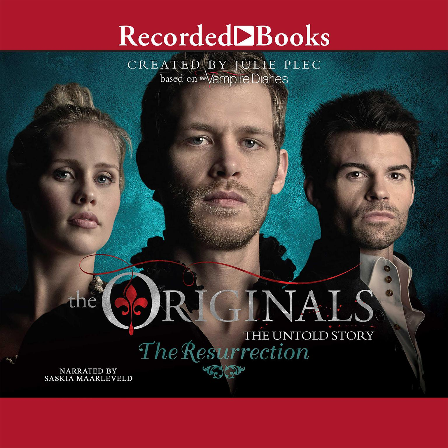 Printable The Originals: The Resurrection Audiobook Cover Art