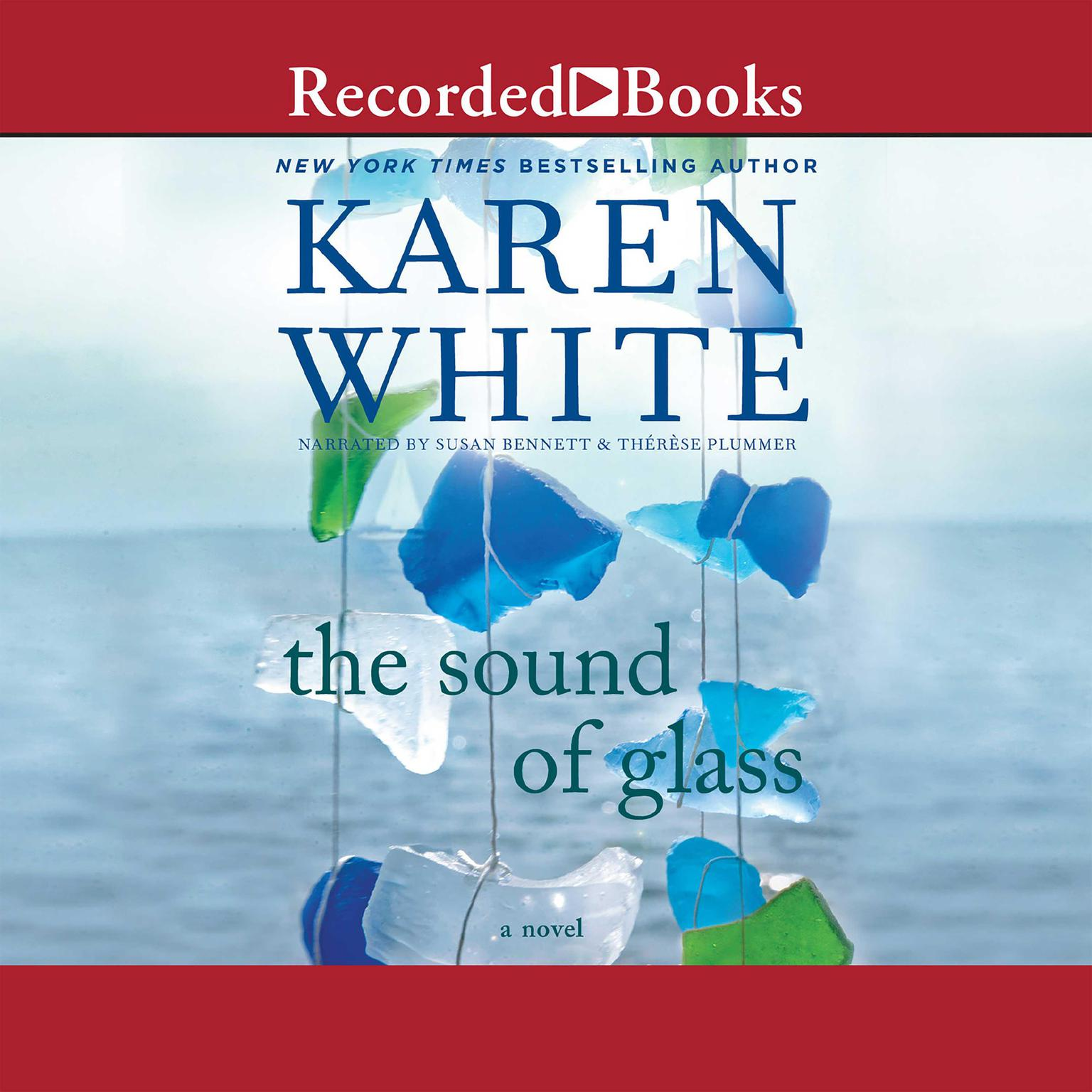 Printable The Sound of Glass Audiobook Cover Art
