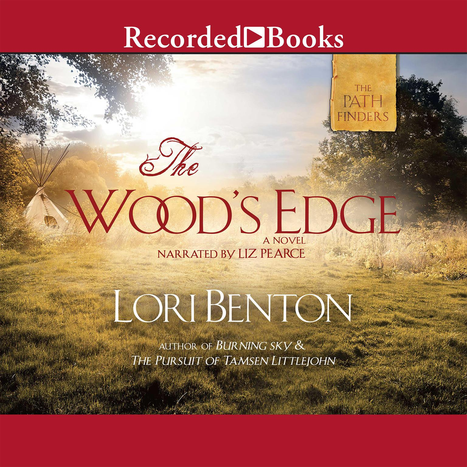 Printable The Wood's Edge Audiobook Cover Art
