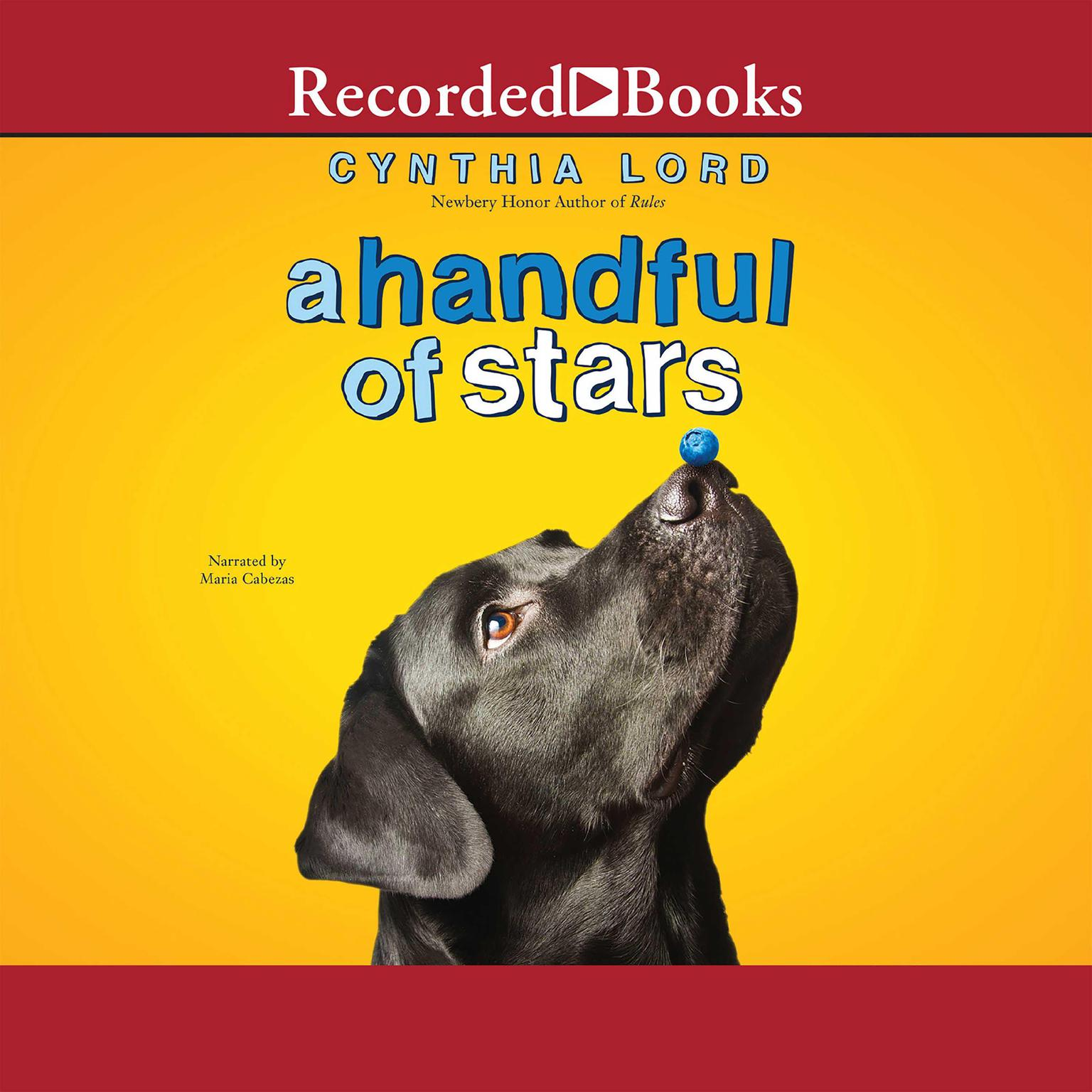 Printable A Handful of Stars Audiobook Cover Art