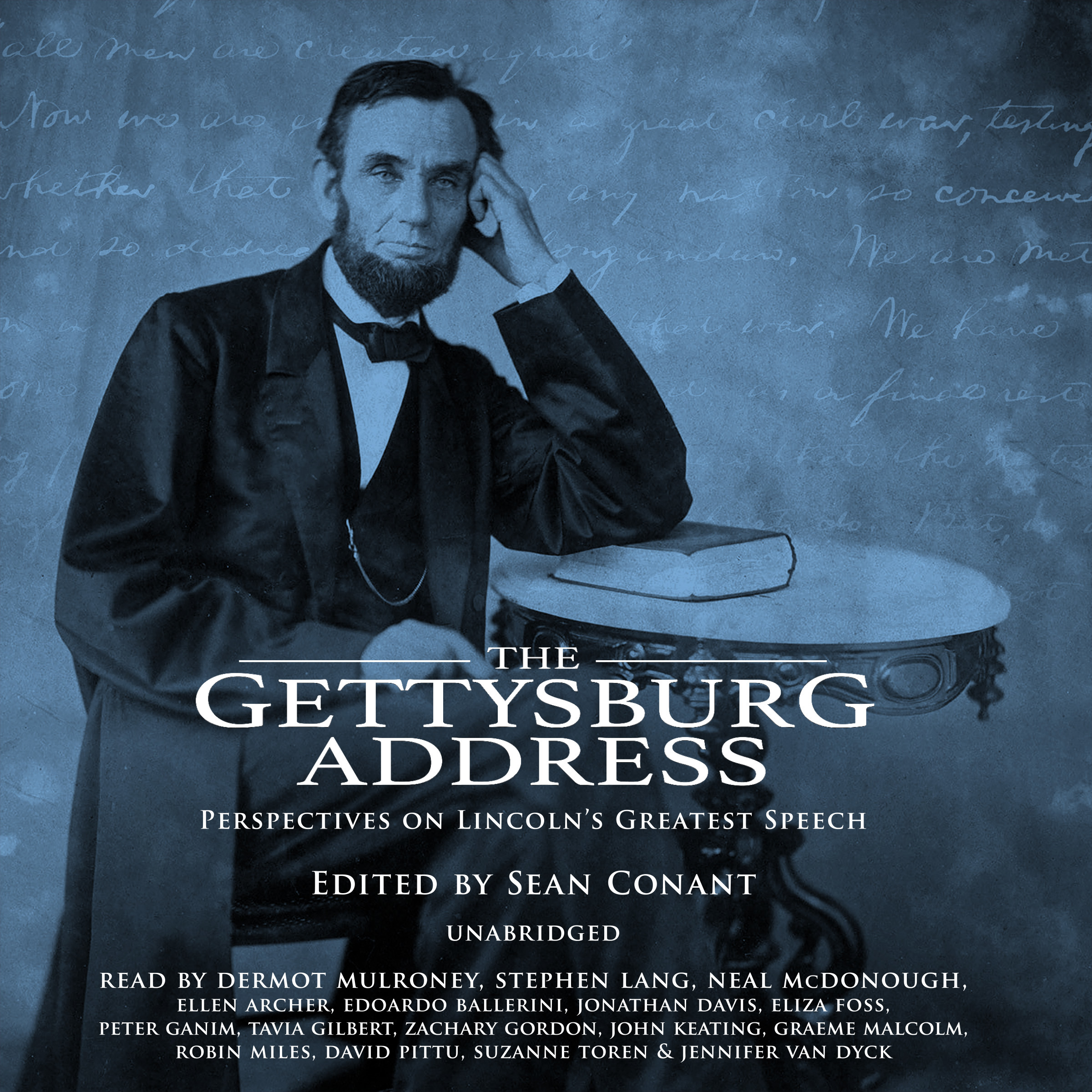 Printable The Gettysburg Address: Perspectives on Lincoln's Greatest Speech Audiobook Cover Art
