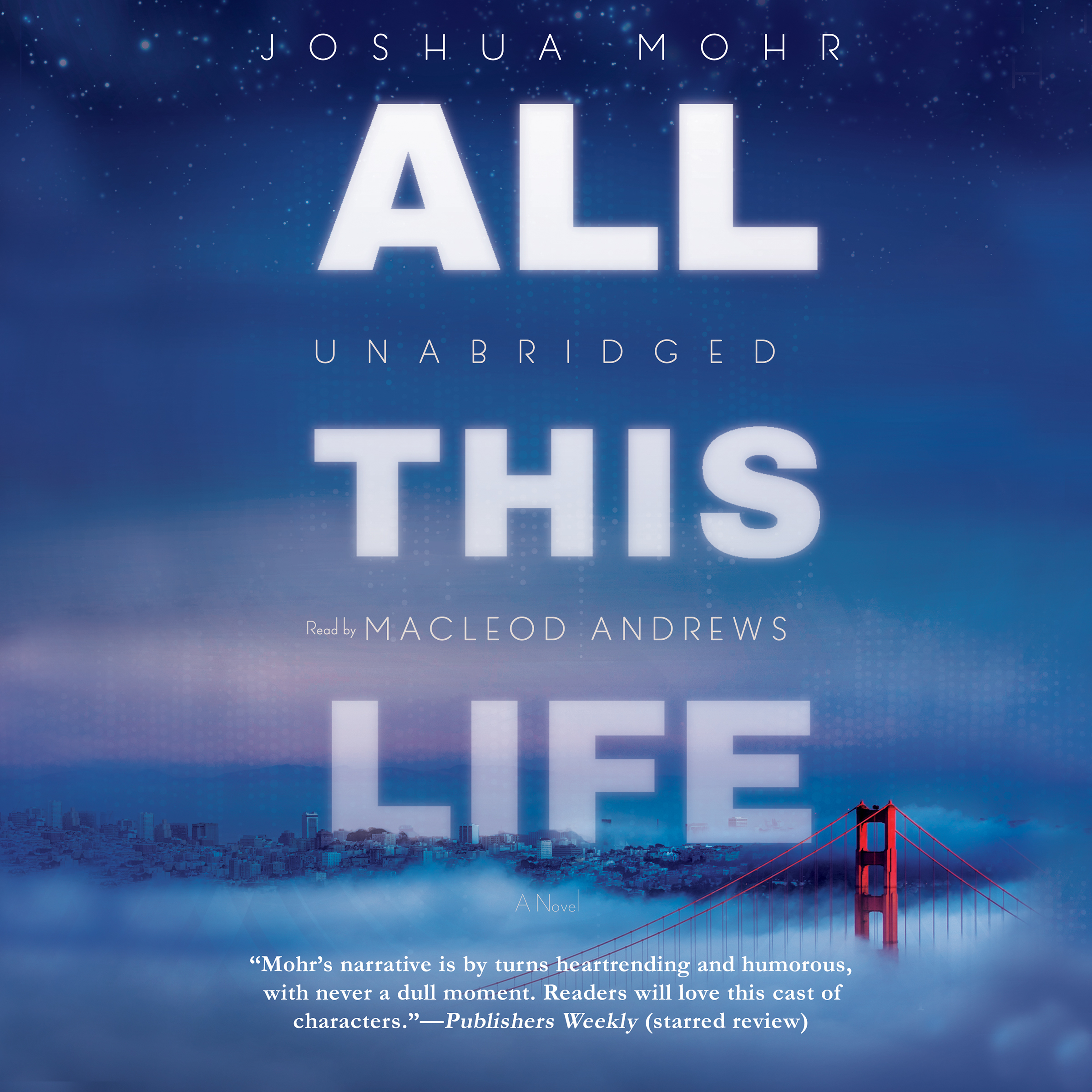 Printable All This Life: A Novel Audiobook Cover Art