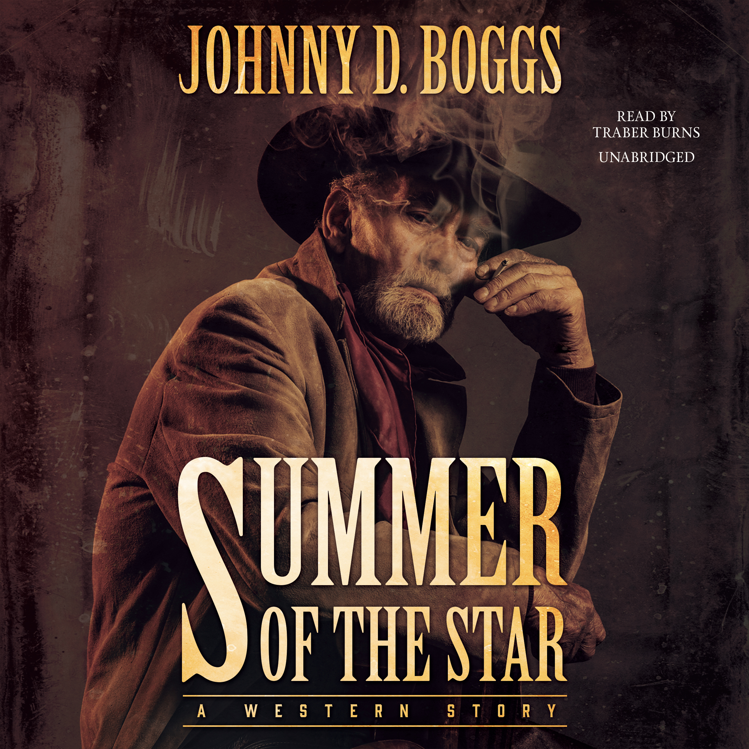 Printable Summer of the Star: A Western Story Audiobook Cover Art