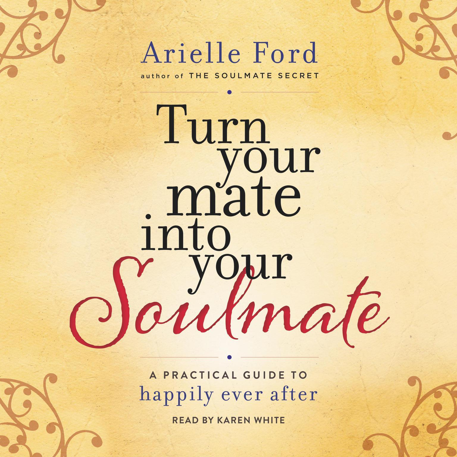Printable Turn Your Mate into Your Soulmate: A Practical Guide to Happily Ever After Audiobook Cover Art