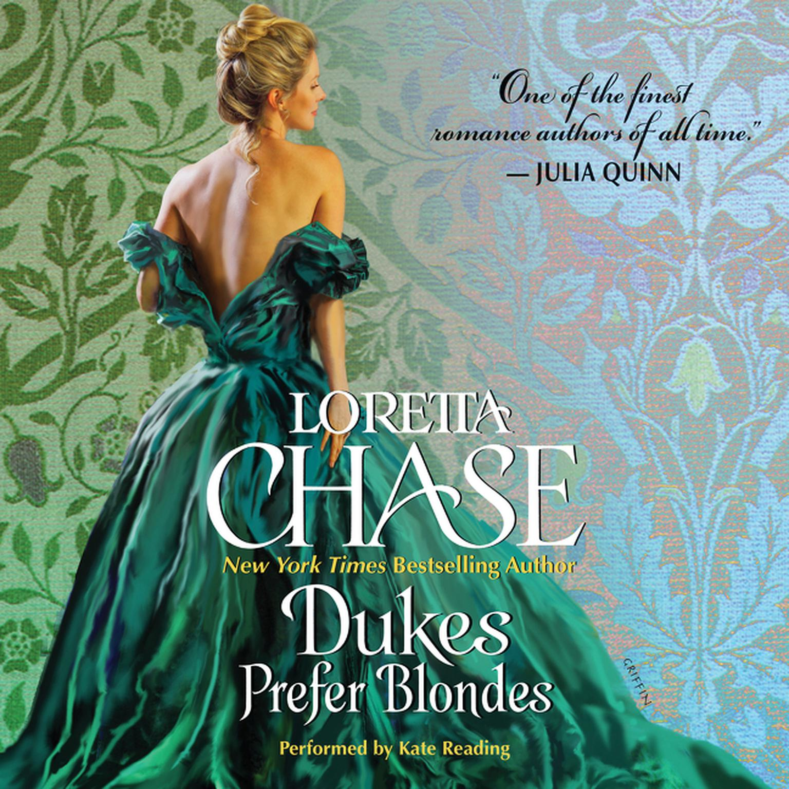 Printable Dukes Prefer Blondes Audiobook Cover Art