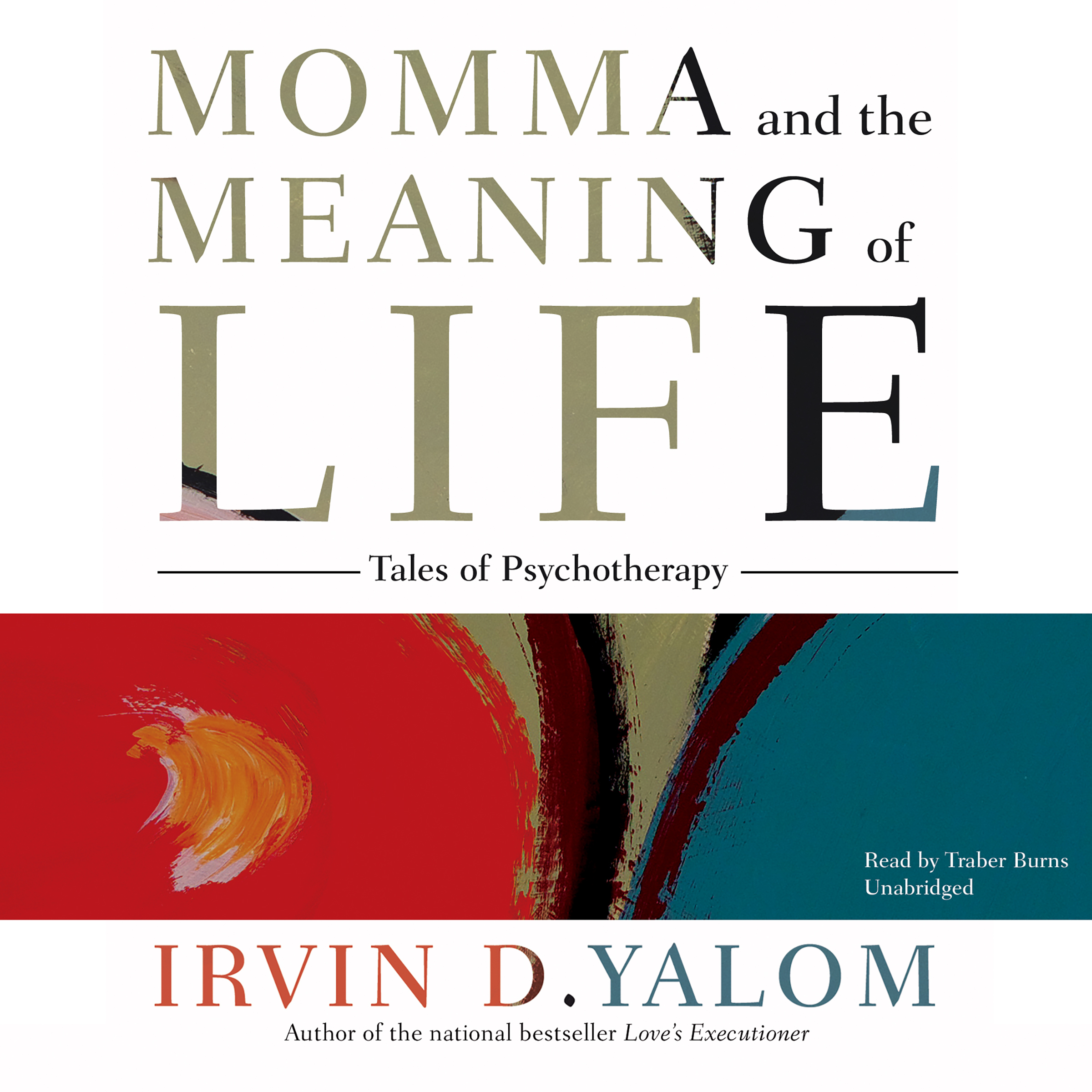 Printable Momma and the Meaning of Life: Tales of Psychotherapy Audiobook Cover Art